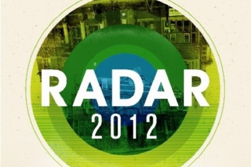 Part of RADAR2012 - Festival of New Writing